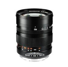 Mitakon Speedmaster Mark II 50mm f0.95 FF lens for Sony E NEX A7 A7R A7S II