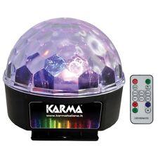 KARMA DJ 355LED potente effetto luce con telecomando per feste discobar karaoke