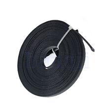 10m 8mm Gaine tressée expansible faisceau de câbles protection câble flexible HG