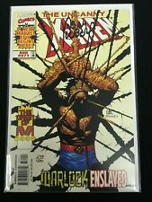 Uncanny X-men Vol.1 # 371 - Signed by Adam Kubert - Dynamic Forces