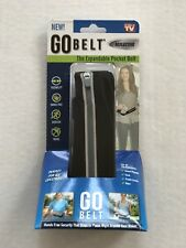 GO Belt The Expandable Pocket Belt *As Seen On TV*