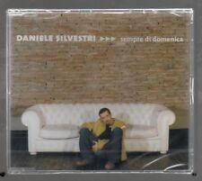 DANIELE SILVESTRI SEMPRE DI DOMENICA CD SINGOLO SIGILLATO!!!