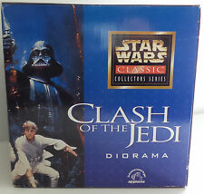 STAR WARS THE RETURN OF THE JEDI : CLASH OF THE JEDI DIORAMA BY APPLAUSE(BP)