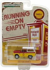Greenlight 1:64 Running On Empty 1967 Shell Ford Bronco Set Of 6 Series 2 41020B