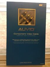AUVIO 15-232  Component Video Cable 6-Ft  1.82