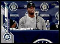 2020 Update Base Variation SP #U-190 Ken Griffey Jr. - Seattle Mariners