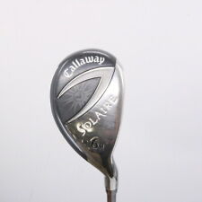 Callaway Golf Solaire 6 Hybrid Graphite H-55g Ladies Flex Right-Handed 63471A