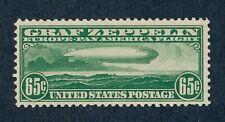 drbobstamps US Scott #C13 Mint Hinged OG F-VF Centered Sound Air Mail Stamp