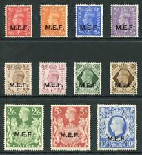 BOIC MEF SG M11/M21 1943 Set Fresh U/M