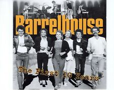 CD	BARRELHOUSE	the first 10 years	EX (R2649)