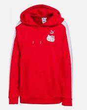 PUMA X HELLO KITTY HOODIE Red Size XS New