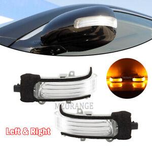 2× Mirror Turn Signal Light for Toyota Reiz Zelas Rukus Scion xB Left Right Side