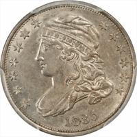 1835 Capped Bust Dime PCGS AU55