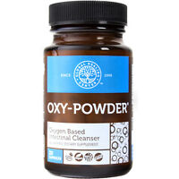 Oxy-Powder Oxygen-Based Safe & Natural Colon & Intestinal Cleanse (20 capsules)
