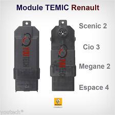 MODULE NEUF TEMIC CONFORT PR MOTEUR LEVE VITRE ELECTRIQUE RENAULT MEGANE 2