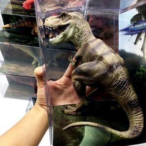 Jurassic Tyrannosaur T-Rex Dinosaur Action Figure Wild Big Toy Model Gift Decor