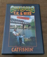 Outdoors with TK and MIKE - DVD Comedy CATFISHIN' Video Southern Redneck Humor