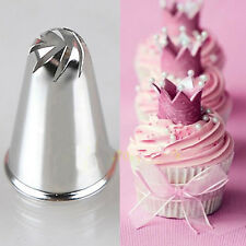 Drop Flower Icing Piping Tips Nozzle Cake Cupcake Decorating Pastry Tool