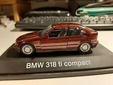 Bmw 3 series 318 Ti compact 1/43 Schuco