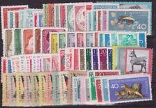 DDR Jahrgang 1959 , postfrisch , Auswahl aus Michel Nr. 673 - 745