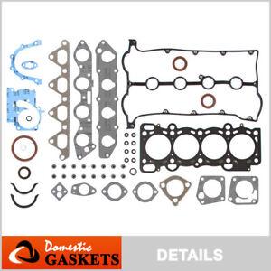 Fits 98-01 Kia Sephia Spectra 1.8L DOHC Full Gasket Set T8