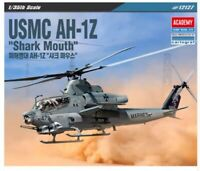 Academy USMC AH-1Z 12127 Shark Mouth Plastic Model Kit Helicopters 1/35_NK