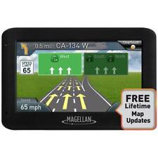 """MAGELLAN RoadMate 4.3"""" Touchscreen GPS System with Lifetime Maps RM2520LM"""