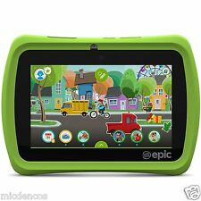 "TABLETS-  Epic 7"" Android-based Kids Tablet 16GB, Green,Designed To Grow W/Child"