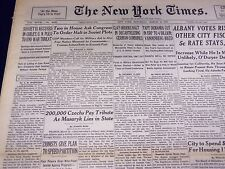 1948 MARCH 13 NEW YORK TIMES - 5C RATE STAYS SAYS MAYOR - NT 3363