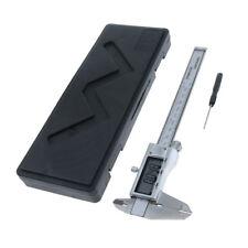 Stainless Steel Electronic Digital Vernier Caliper Micrometer Gauge 0-150mm
