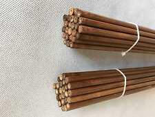 """50pcs NewTonkin Bamboo arrow shaft handmade 70-75# 39.4""""(100cm)long only shafts"""