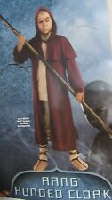 Rubies The Last Airbender Aang Hooded Cloak Only Costume Sz L (12-14) New