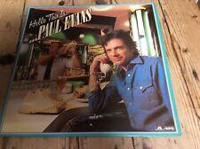 HELLO THIS IS PAUL EVANS LP 1978