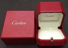 Cartier jewelry Hook ring box