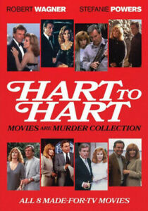Hart to Hart: Movies Are Murder Collection [New DVD]