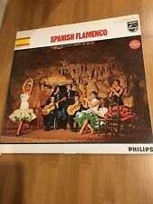SPANISH FLAMENCO - RECORDED IN SPAIN - PHILIPS RECORD