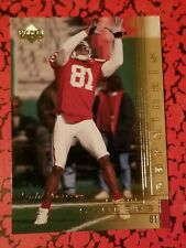 2000 Upper Deck Gold Reserve #4 Frank Sanders Arizona Cardinals Football Card
