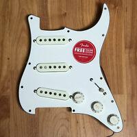 Open Box Fender Squier Classic Vibe 50's Strat LOADED PICKGUARD Pickup Set