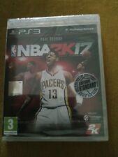 jeu PS3 NBA2K17 Neuf sous cello
