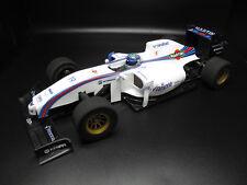 1/10 RTR Prepainted 2015 F1 Willians FW37 Massa Bottas RC body for Tamiya F104