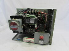 GENERAL ELECTRIC IC7700 LINE 385X331 M03 D3R MCC BUCKET FVNR 15HP 60CY *XLNT*