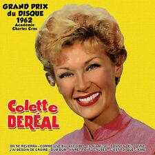 CD Colette Deréal : Grand prix du disque de l'Académie Charles Cros en 1962