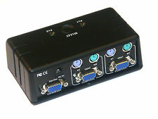 2-Port KVM con Cavo 2 PC - 1 monitor ps2 Avocent SwitchView PC 2svp10 (pc0036)