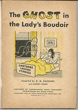 The Ghost in the Lady's Boudoir!  Fun Book, 1945