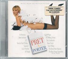 CD BOF / OST 14 TITRES--PRET A PORTER--INI KAMOZE/CRANBERRIES/U2/ROLLING STONES
