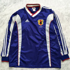 Adidas JAPAN Football Soccer National Team Jacket JERSEY Size L  MADE IN JAPAN