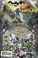 Batman Teenage Mutant Ninja Turtles #5  DC Comics TMNT 1ST PRINT COVER A
