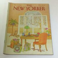 The New Yorker: December 22 1980 Full Magazine/Theme Cover Jenni Oliver