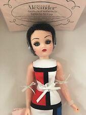 Sixties Go Go Cissy 21'' Madame Alexander Doll Ltd Ed 300 NRFB