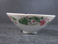 Franklin Mint 1982 Treasury of Chinese Dynasties MALLOW  Miniature Bowl